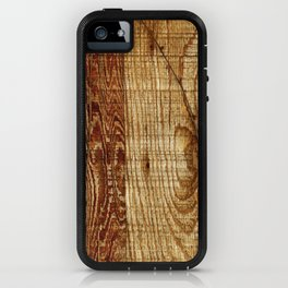 Wood Photography iPhone Case