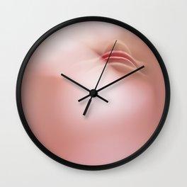 Heaven must be missing an angel.... Wall Clock