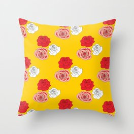 One Bright Day Throw Pillow
