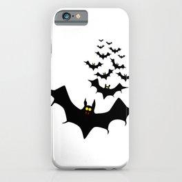 Vampire Bats iPhone Case
