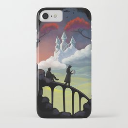 The castle iPhone Case