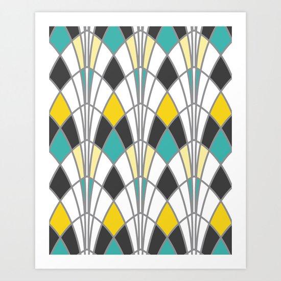 Arcada Art Print