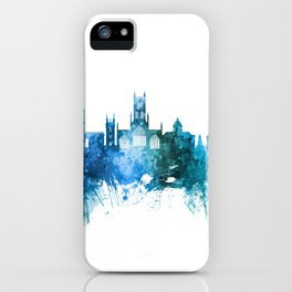 Kingston upon Hull England Skyline iPhone Case