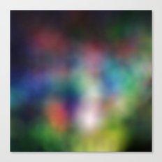 rainbowBlur Canvas Print