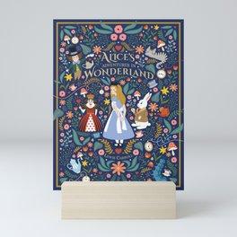 Alice in wonderland Mini Art Print