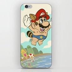 Super Mario! iPhone & iPod Skin