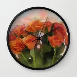 the beauty of a summerday -95- Wall Clock