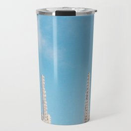 Bolt Out of the Blue Travel Mug