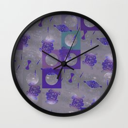 254 Wall Clock