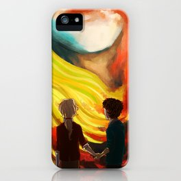The Portrait  iPhone Case