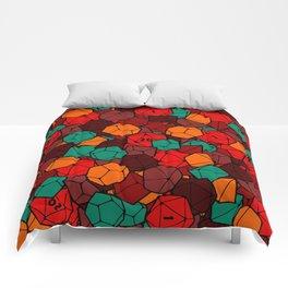 Dice Bag Comforters