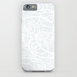 Drizzle & Fog  iPhone Case
