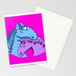 Pony Love Stationery Cards