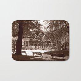 Parc Monceau Bath Mat