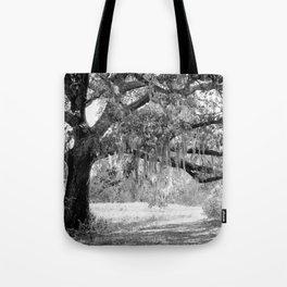 New Orleans Oak Tree Tote Bag
