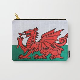 The Welsh Dragon Carry-All Pouch
