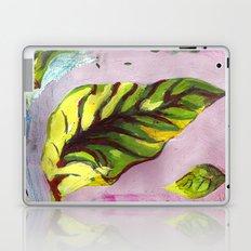 big green leaf Laptop & iPad Skin