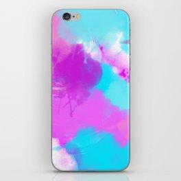 Bold Tredny Tye Die iPhone Skin