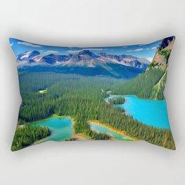 Guardian At Tri Lakes Rectangular Pillow