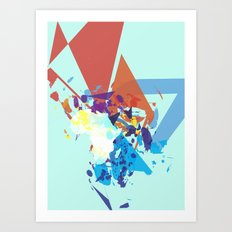 Acirfa Art Print
