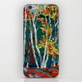 In the Northland / Dennis Weber / ShreddyStudio iPhone Skin