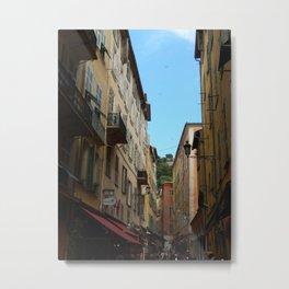 Homebound Corridors 03 Metal Print