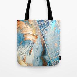 Mando Earth  Tote Bag
