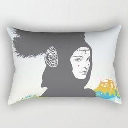 Padme Amidala Rectangular Pillow
