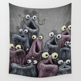 Yip Yip Wall Tapestry