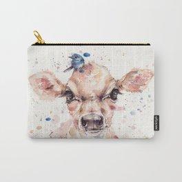 Little Calf Carry-All Pouch