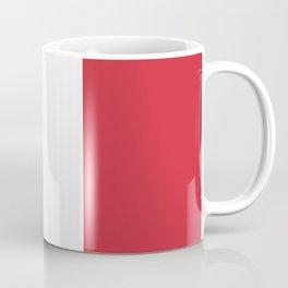 National Flag of Italy Coffee Mug