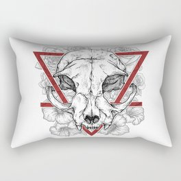 Sealed fate Rectangular Pillow