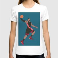 lebron T-shirts featuring Lebron by rusto