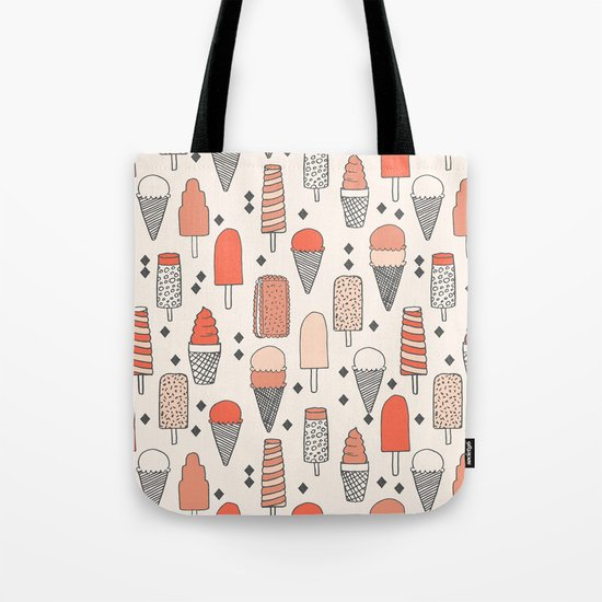 Ice Cream Season Tote Bag