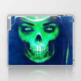 Skull Aglow Laptop & iPad Skin