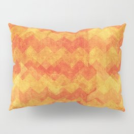 Orange Warmth Pillow Sham