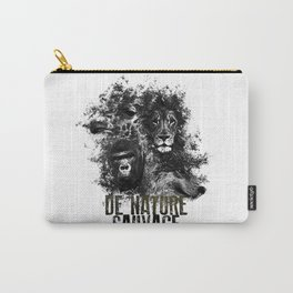 DE NATURE SAUVAGE Carry-All Pouch