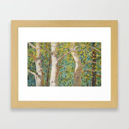 Deepening of the Spirit Framed Art Print