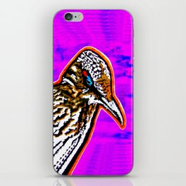 Pop Art Roadrunner No. 1 iPhone Skin