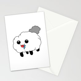 Sheep the Bleep Stationery Cards