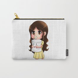 Baby Maine and Mr. Marshmallow Carry-All Pouch