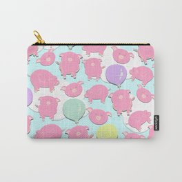 Little Piglets Carry-All Pouch