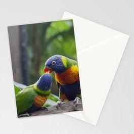 Rainbow Lorikeet Stationery Cards