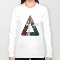 laura palmer Long Sleeve T-shirts featuring Bastille - Laura Palmer by Thafrayer