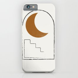 Italy Night iPhone Case