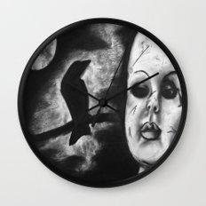 Always A Dark Side Wall Clock