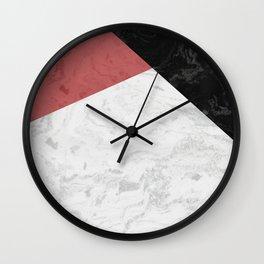 MARBLE SUPERIOR Wall Clock