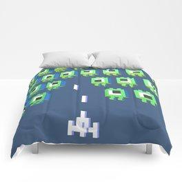 Alien massacre Comforters