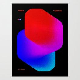 BROCK poster Art Print