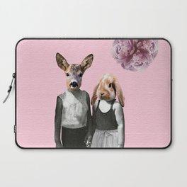 animal love Laptop Sleeve